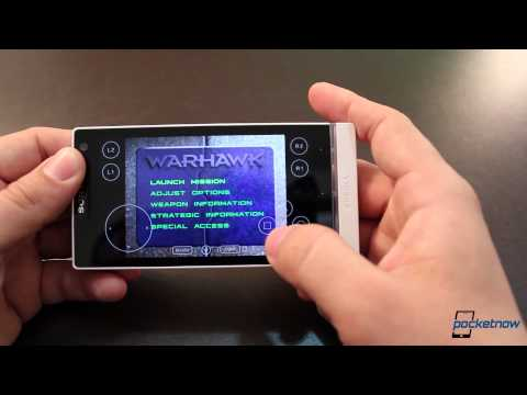 how to download playstation games on sony xperia s