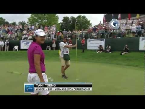 Highlights from the 2011 Wegmans LPGA Championship