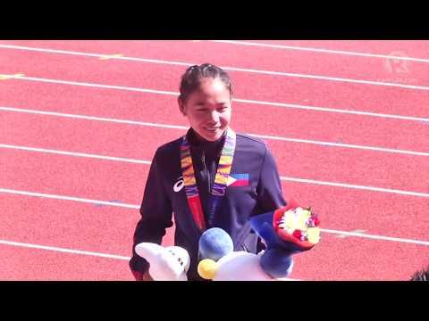 Christine Hallasgo upsets marathon queen Tabal for SEA Games gold