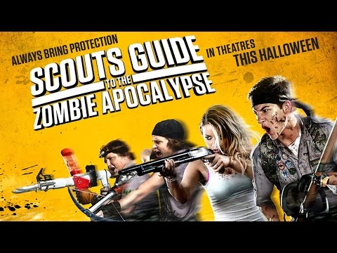 Scout's Guide to the Zombie Apocalypse (Green Band Trailer)
