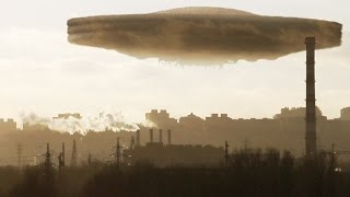 Linfen China  city images : New Giant UFO filmed over Linfen in CHINA !!! October 2016