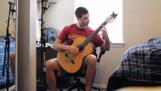 Download Lagu Studying Classical Guitar Video #2 Mp3