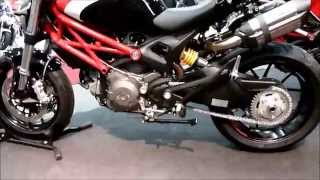 6. Ducati Monster 796 Corse ''MIVV SUONO'' Exhaust 2012  * see also Playlist ''Ducati Monster Models''