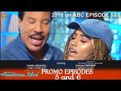 American Idol 2018 Promo  Episodes 5 & 6 March 25 & 26 Next Sunday & Monday