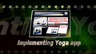 Yoga Implementing  it YouTube video