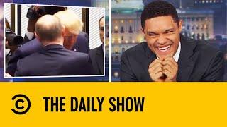 Video Donald Trump's Twitter Feud With Kim Jong Un | The Daily Show MP3, 3GP, MP4, WEBM, AVI, FLV Januari 2018