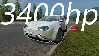 Video The Most Powerful Car I've Made (Automation + BeamNG) MP3, 3GP, MP4, WEBM, AVI, FLV Juli 2019