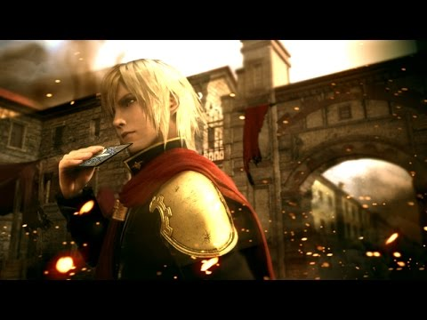 25 Minutes of Final Fantasy Type-0 Gameplay – TGS 2014