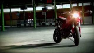 7. 2010 Ducati Hypermotard 796 official video