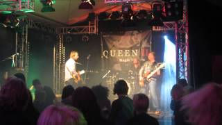 Falkensee Germany  city photo : The Double Vision - Falkensee 2014-11-14 - Bullfrog Blues