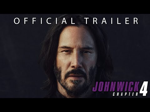 JOHN WICK Chapter 4: Resurrection - Trailer #1  | (2021) Keanu Reeves | Teaser Concept