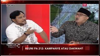 Video Klaim Eks 212 KMA Pengkhianat dan Munafik, Novel Bamukmin Diminta Taubat - Special Report 29/11 MP3, 3GP, MP4, WEBM, AVI, FLV Desember 2018