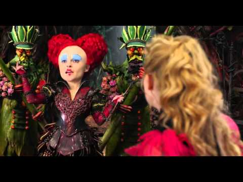 "Alice Through The Looking Glass - ""Hurry Up"" Clip"