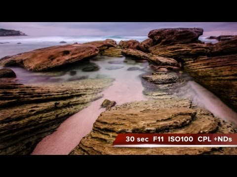 Long exposure photography tutorial