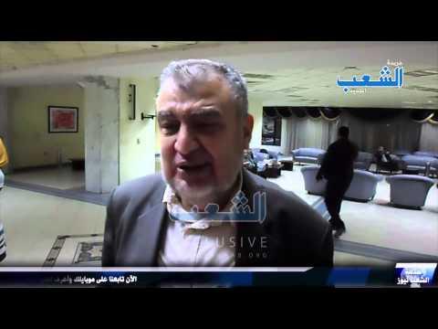 """محمد عبدالقدوس :""""يوجد تواطؤ بين العسكر ورجال الأعمال والقضاء"""""""