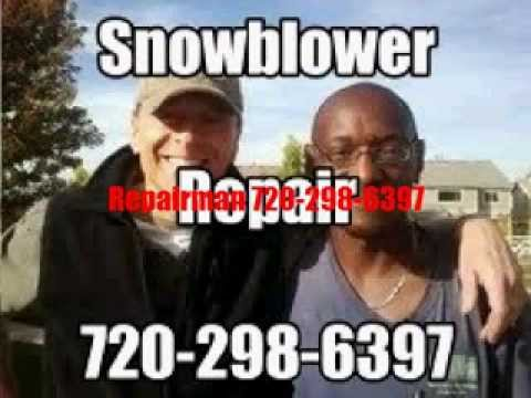 Craftsman Snowblower Repair Aurora | 720-298-6397