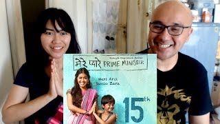 Mere Pyare Prime Minister Official Trailer | REACTION |  Rakeysh Omprakash Mehra