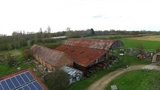 Abingdon United Kingdom  City new picture : Flying around one of the oldest occupied towns in England, Abingdon.