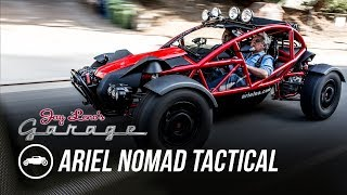 2017 Ariel Nomad Tactical by Jay Leno's Garage
