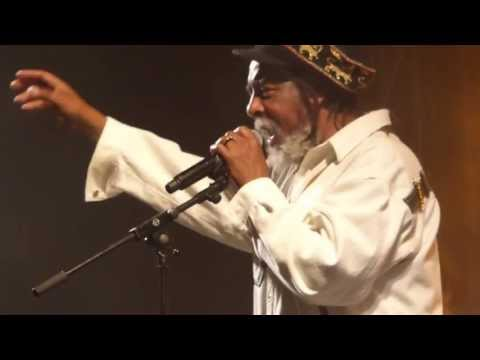 IRIE VIBES ROOTS FESTIVAL 2013 - Barry Issac - Teaching of His Majesty