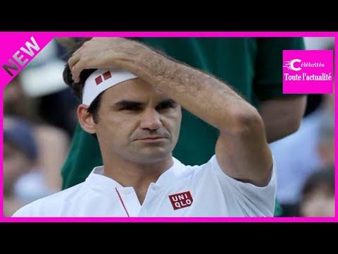 Wimbledon : Roger Federer chute au terme d'un match de plus de quatre heures