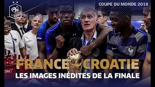Video Les images inédites de la finale du Mondial 2018, Equipe de France I FFF 2018 MP3, 3GP, MP4, WEBM, AVI, FLV Januari 2019
