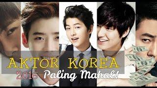 Video 12 Aktor Korea TERMAHAL 2016 | Menyambut 2017 MP3, 3GP, MP4, WEBM, AVI, FLV April 2018