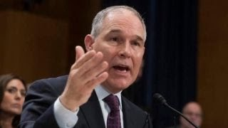 Scott Pruitt: I dont believe climate change is a hoax