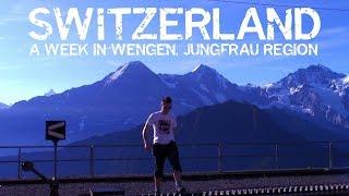 Wengen Switzerland  City new picture : Switzerland: A Week In Wengen, Jungfrau Region