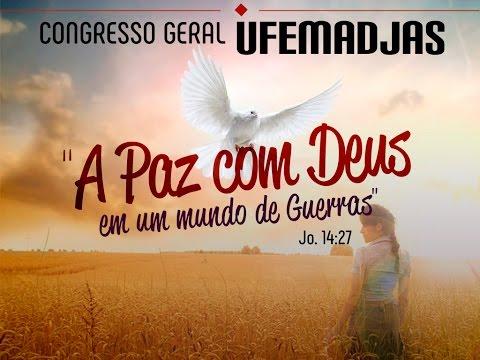 Congresso Geral UFEMADJAS - 18/11/2016