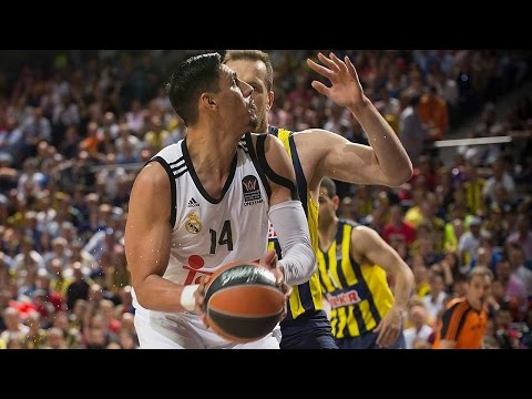 Highlights: Final Four Semifinals vs. Real Madrid