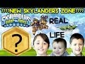 ¿¿New Swap Zone?? in Real Life - A Day with Spy Rise (Skylanders Swap Force)