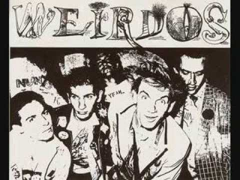 The Weirdos - HitMan