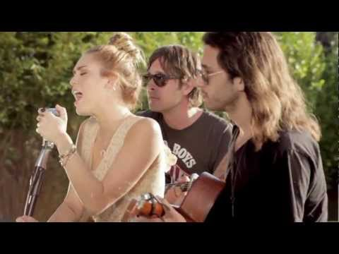 Look What They've Done to My Song (Backyard Sessions)
