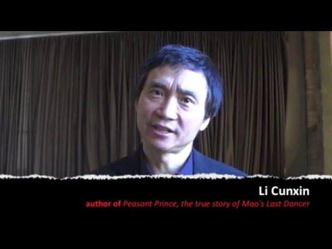 The Peasant Prince with Li Cunxin