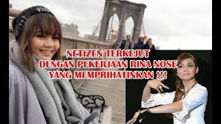 Video KASIHAN... Begini Pekerjaan Rina Nose Setelah Sepi Job di TV MP3, 3GP, MP4, WEBM, AVI, FLV Februari 2018