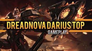 Ihr habt gewählt! Dreadnova Darius sollte der Skin sein den ich mir mit meinen 10 Gemstones kaufe und ich liefe direkt das erste Gameplay dazu. Leider spiele ...