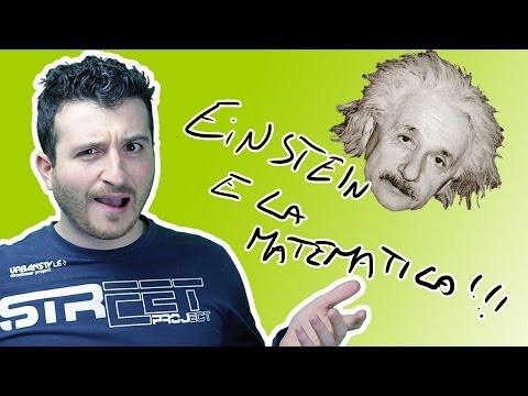 albert einstein fu bocciato in matematica?