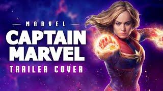 Video Captain Marvel - Trailer Music MP3, 3GP, MP4, WEBM, AVI, FLV November 2018