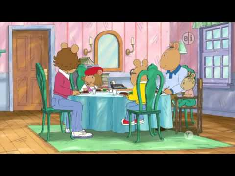 Arthur Season 18 Episode 1   'The Tattletale Frog'   'D W  & Bud's Higher Purpose'