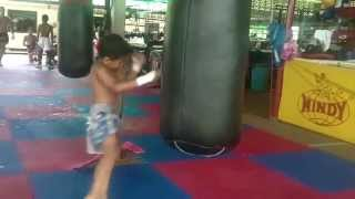 4 Year Old Muay Thai Superstar In Phuket Thailand