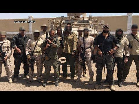Investigation: As U.S.-Backed War in Yemen Raged, UAE Hired U.S. Mercenaries to Kill Yemeni Leaders