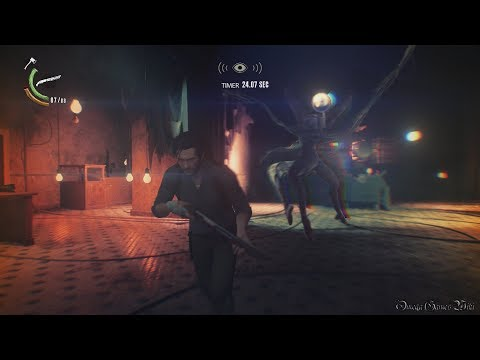 【PS4】The Evil Within 2 - #10 Ch5-2 Obscura Boss Battle(Survival No Damage 100% Collectibles)