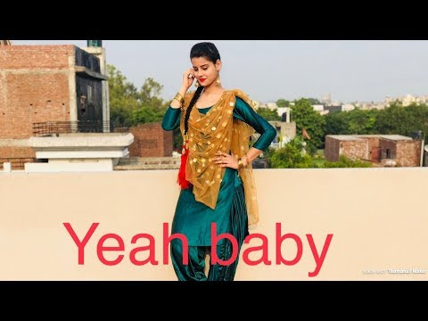 Yeah Baby | Garry Sandhu | Dance Video | Fresh Media Records