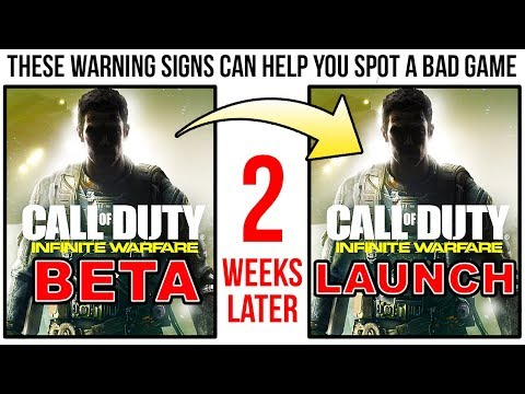 10 WARNING SIGNS a Video Game Is Going to SUCK Before it Launches (видео)