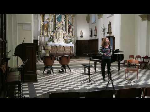 Debussy Syrinx pour flûte et récitant (texte de Gabriel Mourey) 1913 (видео)
