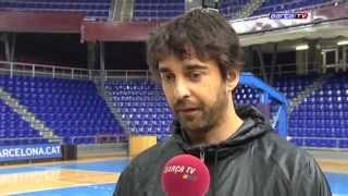 FC Barcelona - Los capitanes del Palau aconsejan al Barça Alusport
