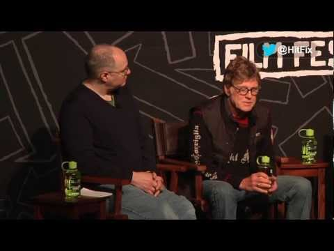 Sundance - http://www.HITFIX.com Sundance Film Festival kicks off the 2013 movie season with an appearances Sundance Institute founder and president Robert Redford, Sun...