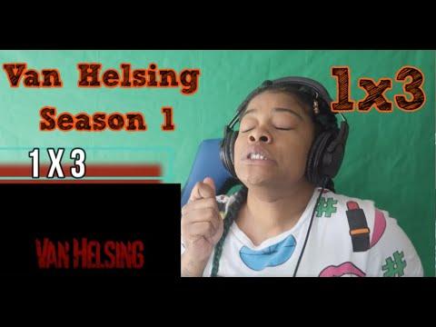 Van Helsing: Season 1, Episode 3   Stay Inside REACTION!
