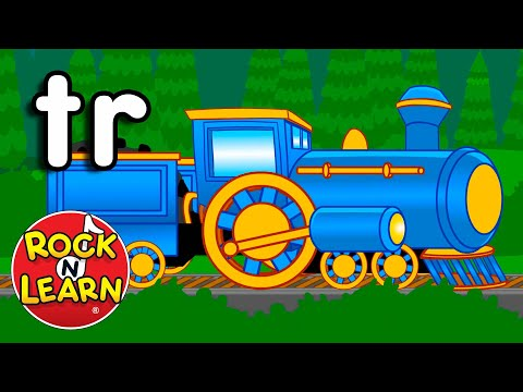 TR Consonant Blend Sound   TR Blend Song and Practice   ABC Phonics Song with Sounds for Children